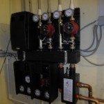 Монтаж котельной отопления